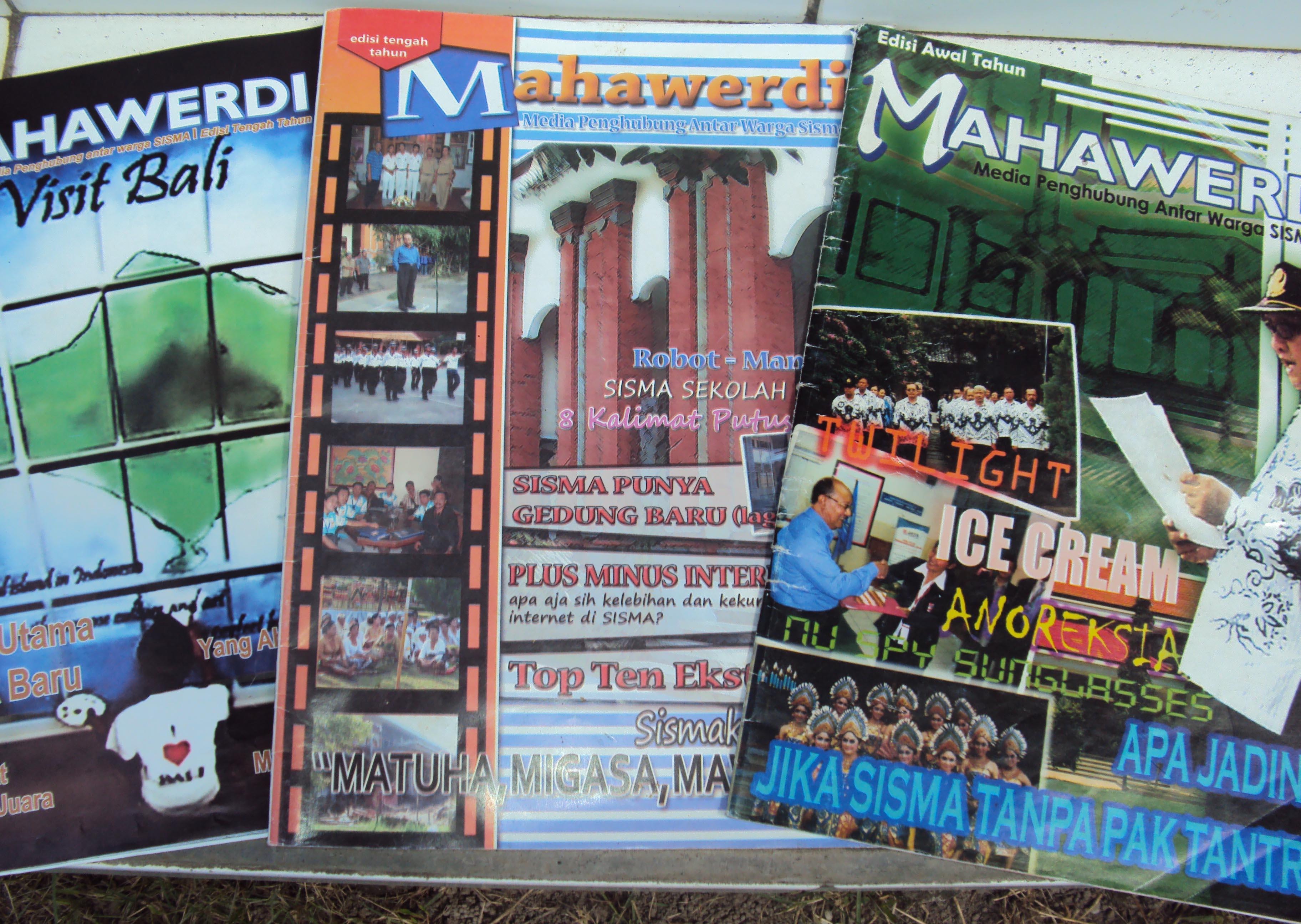 Cara Mudah Membuat Majalah Sekolah