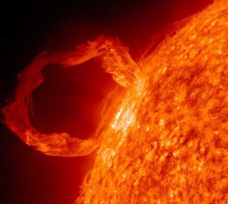 Badai Matahari Pernah Terjadi pada 1 September 1859