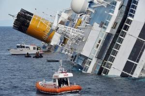 kapal pesiar Costa Concordia